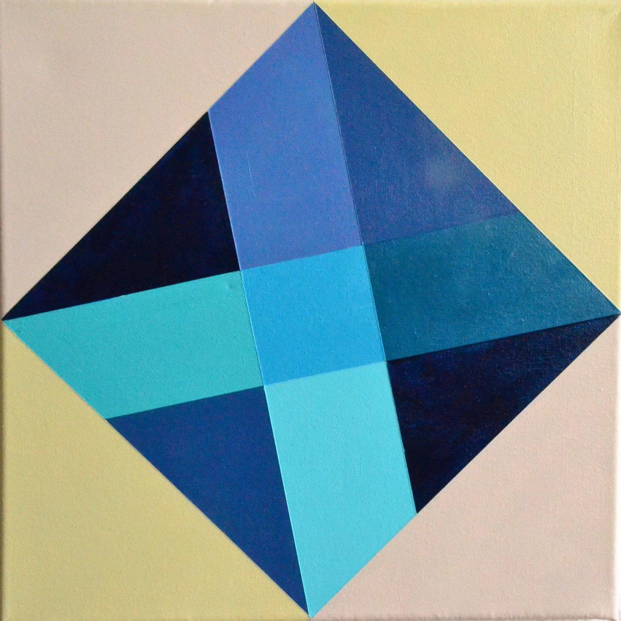 Asymetric Cubes #3 1