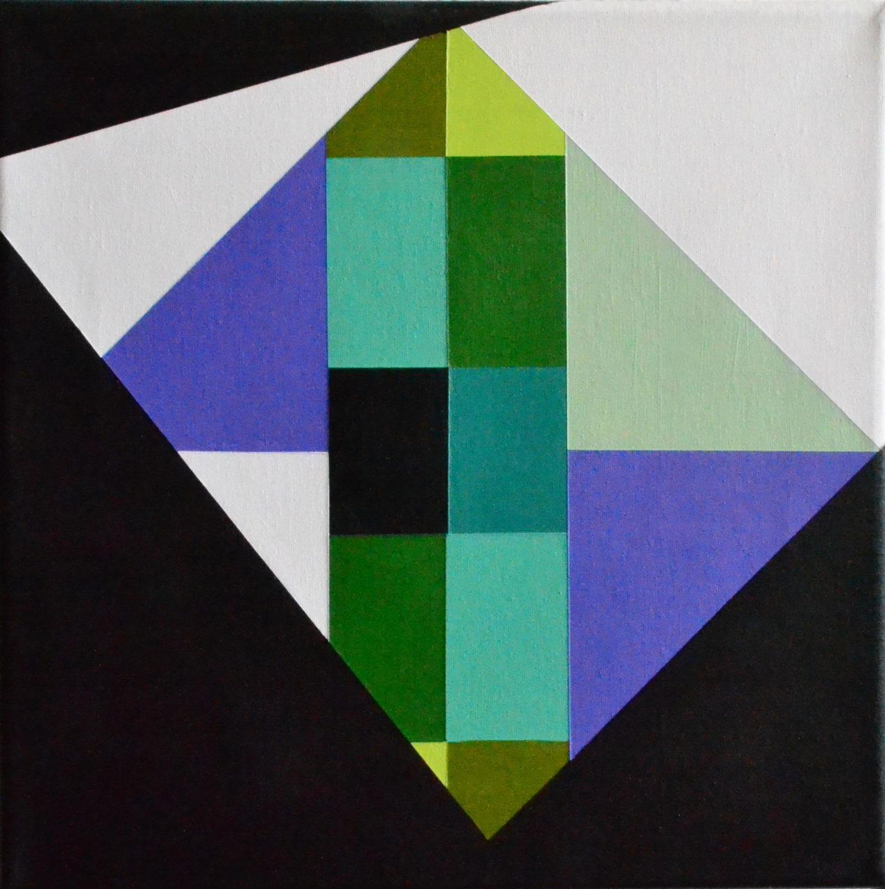 Asymetric Cubes #1 1