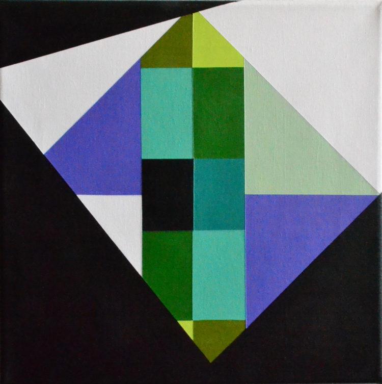 Asymetric Cubes #1