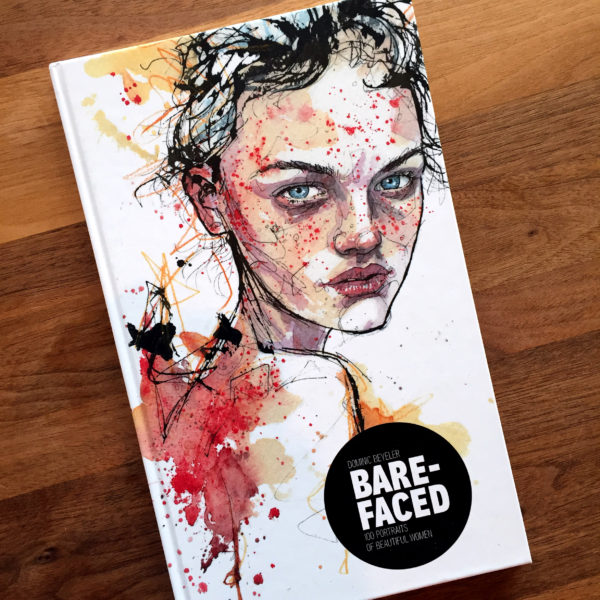 Art Book BARE FACE