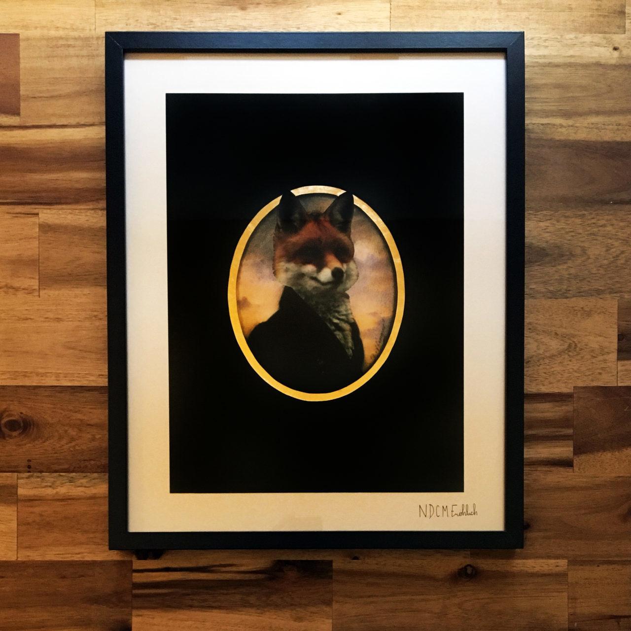 Lord Fox mit 24 Karat Gold 1
