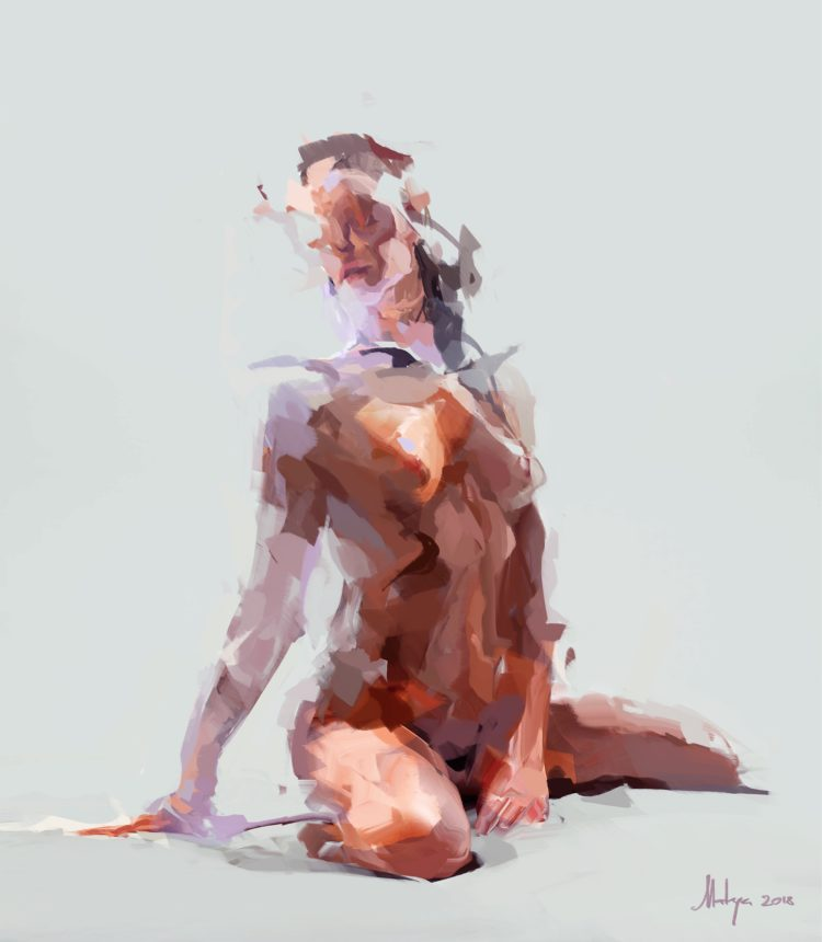 Experiment Nude Study