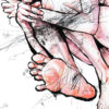klein_pied_rouge